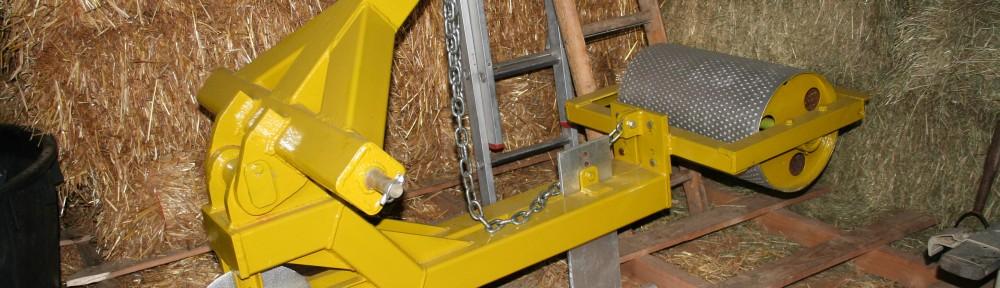 Small-holders mole-plough